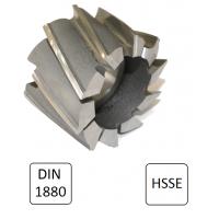 Fresa Cilíndrica Frontal HSS 2105 DIN 1880 - 40x32