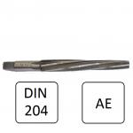 Mandril p/cone Morse AC 005 DIN 204 Tipo 3 - Cone Morse 1